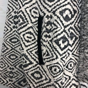 Anthropologie Sweaters - {ANTHRO} Postmark Konya Cowl Neck Ikat Tunic Top